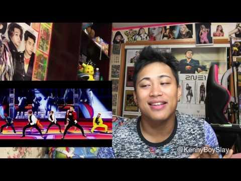 EXO-CBX - KA-CHING MV REACTION