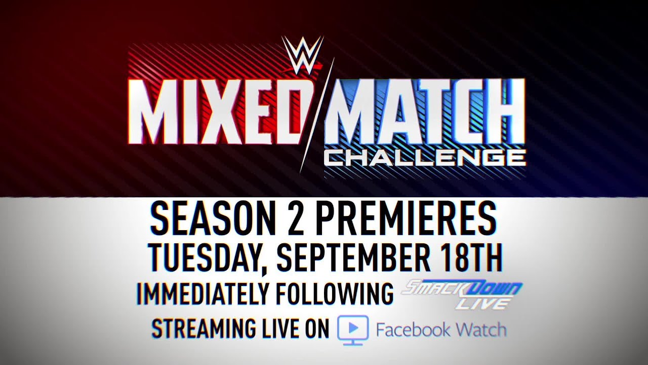Image result for mixed match challenge season 2 logo