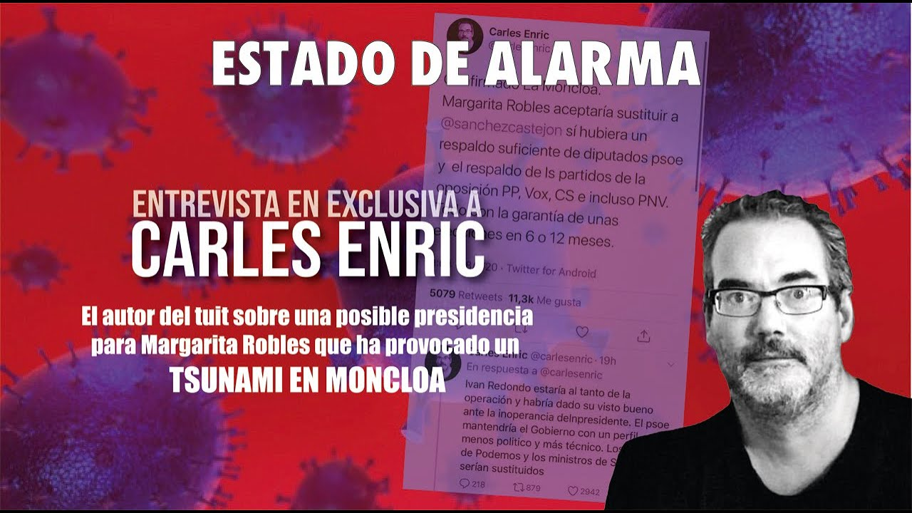 Carles Enric y los monclovitas en el punto de mira de EEUU por el Pollo Carvajal y dinero turbio