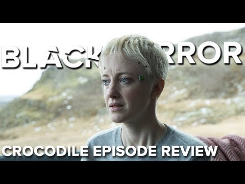 Download Youtube: Crocodile - Episode Review || Black Mirror