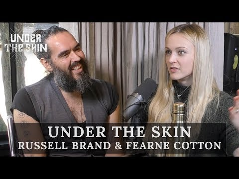 Fearne Cotton & Russell Brand On Making Mistakes!