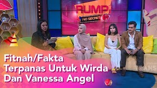 RUMPI - Fitnah/Fakta Terseru Vanessa Angel Dan Wirda! (13/1/20) PART3