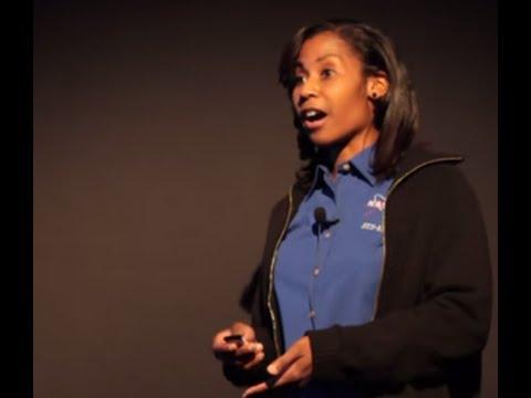 My journey to space | Stephanie D. Wilson | TEDxDunedin