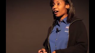 My Journey to space: Stephanie D Wilson at TEDxDunedin