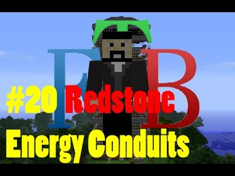 Redstone Energy Conduit   Minecraft Circle Jerks Wiki ...