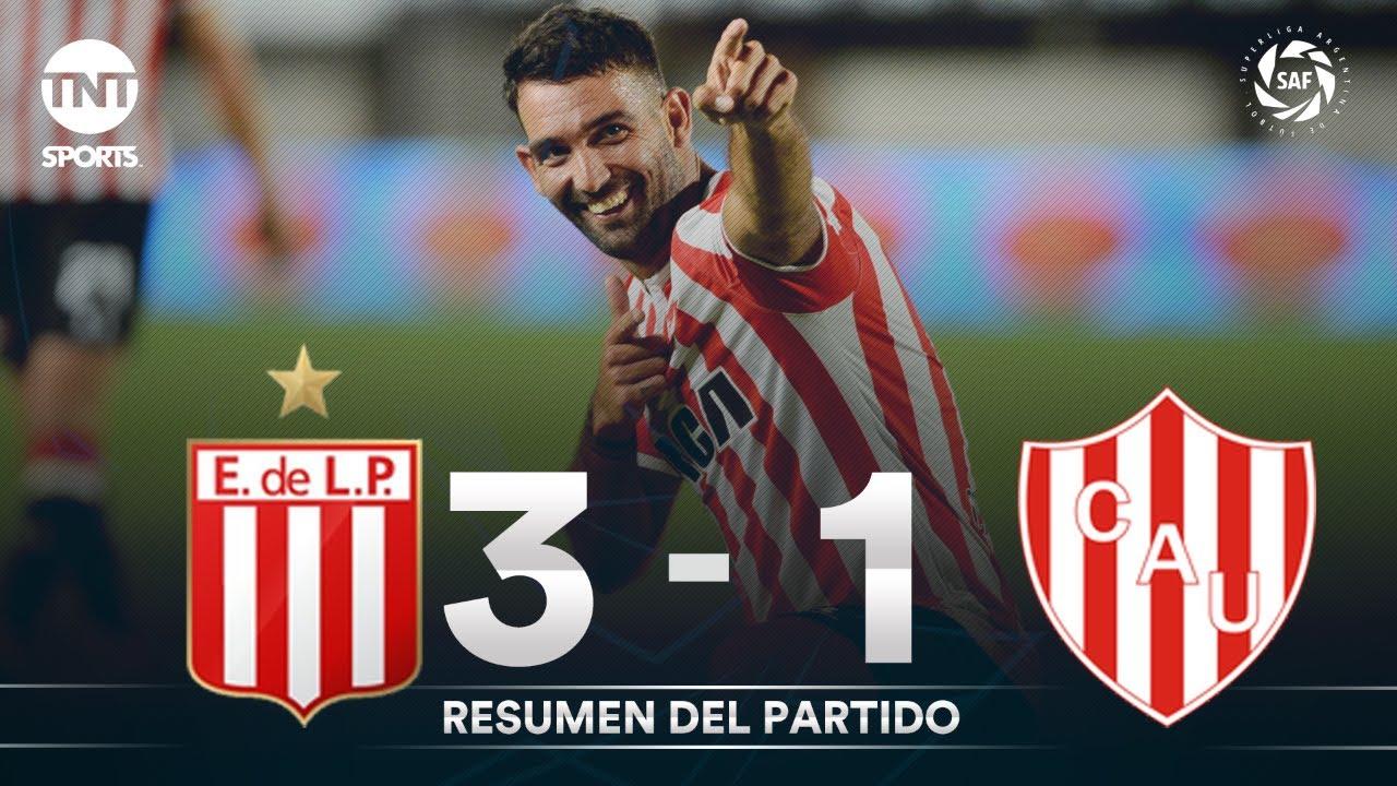 Resumen de Estudiantes LP vs Unión SF (3-1) | Fecha 18 - Superliga Argentina 2019/2020