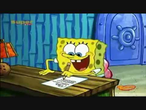 Spongebob rappt - Halt dein Maul (Sido)