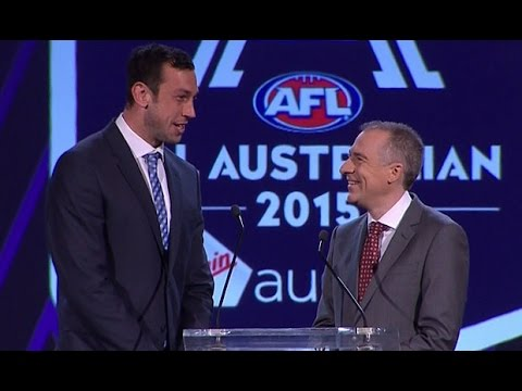 September 22, 2015 - Todd Goldstein All-Australian interview