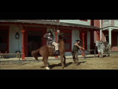 Mongo knocks out a horse!