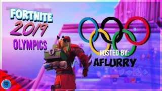 FORTNITE 2019 OLYMPICS By: aflurry Funny moments,Funny narrating' 1v1 tournament