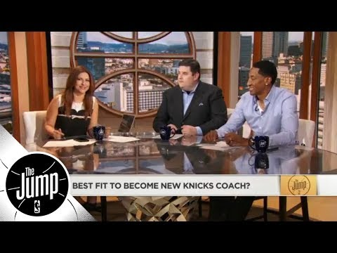 Who is the best fit to become new Knicks head coach? | The Jump | ESPN