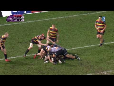 Rugby challenge Cup : Gloucester / La Rochelle