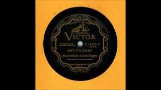 "Utica Institute Jubilee Singers ""Ain"