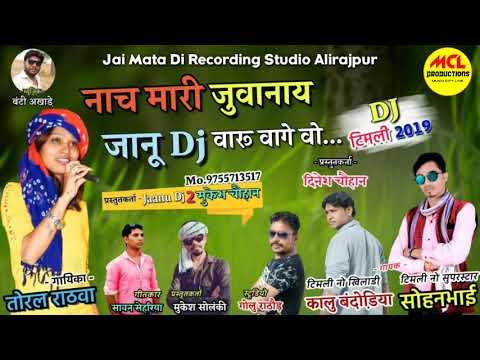Dj Timli 2019 / Jaanu Dj Varu Vage Vo / Sohanbhai, Kalu Bandodiya & Toral Rathwa /Banti Akhade