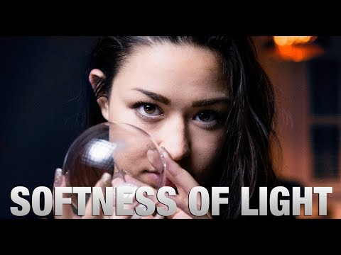 Measuring the softness of light for film and photography