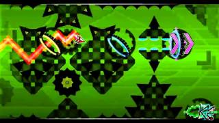 Geometry Dash - Catastrophic by TheOne21 (Demon) Complete (Live) thumbnail