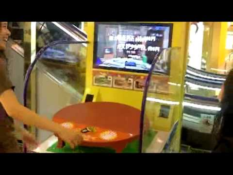 Flip The Table japanese table flipping arcade game - youtube