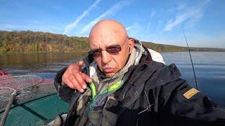 СТРИМ Осенняя рыбалка места и снасти
