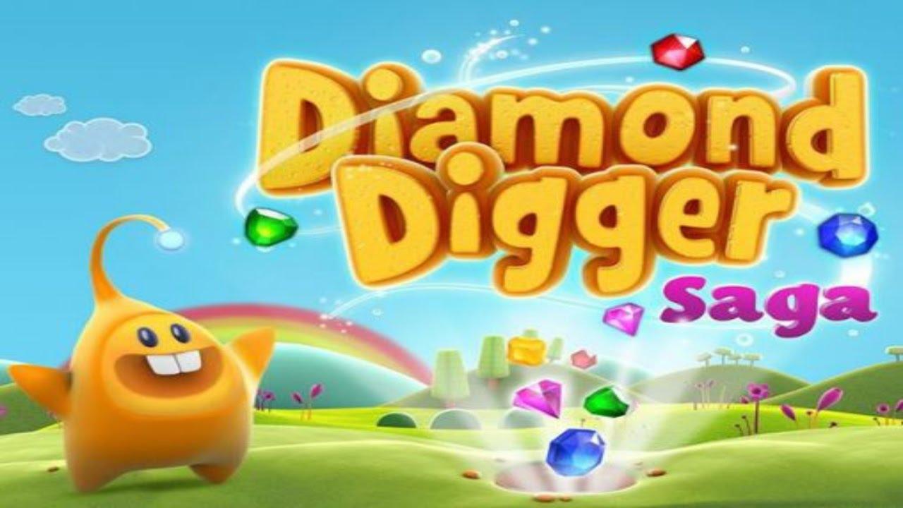 diamond digger saga apk free download
