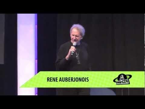 HalCon 2012  Rene Auberjonois Q&A  Part 1