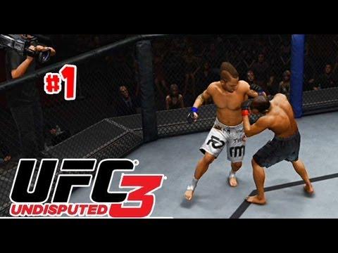 Игра UFC Undisputed 3 скачать торрент