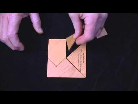 Double Square Puzzle Solution
