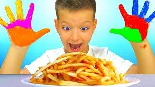 Lava tus manos - Canción Infantil | Canciones Infantiles con Max