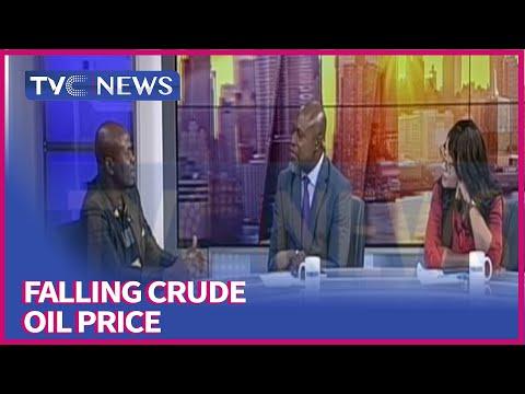 Nigeria and falling Crude Oil Price
