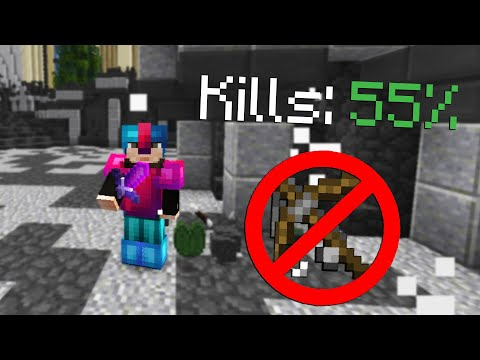 Killing Over 50% Of The Game With Melee Only (ft. Hackers)