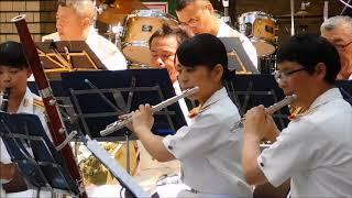 陸上自衛隊第12音楽隊 J.G.S.D.F.Band 水曜コンサート 指揮:隊長 2...
