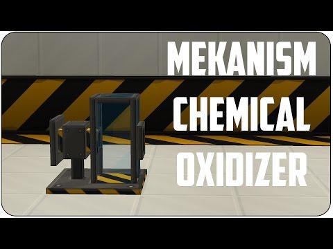 [Tutorial] ► Chemical Oxidizer ◄ MEKANISM [German]