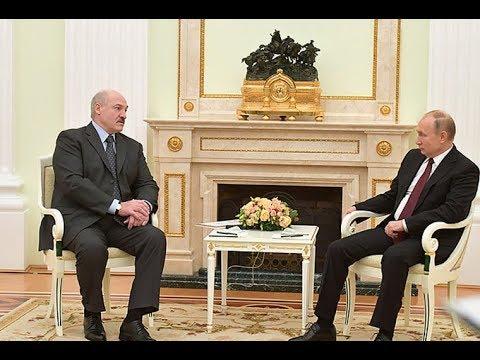 Путин и Беларусь: слияние, поглощение или новая империя?