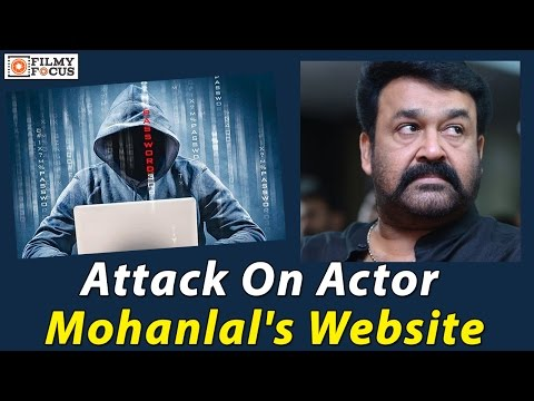 Indian hackers hack 100 Pak websites after Attack On Actor Mohanlal's Website - Filmyfocus.com