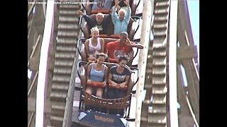 Gambar cover Renegade Wooden Coaster (Off-ride footage) - Valleyfair!