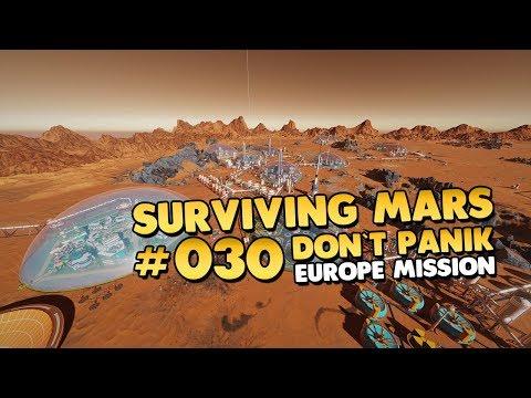 Surviving Mars - Ende der Europa Mission 🚀 #030 [Let's Play][Tutorial][Deutsch]