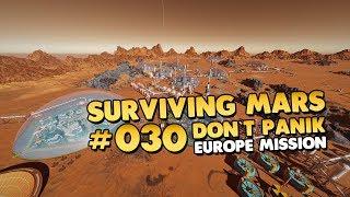 Surviving Mars - Ende der Europa Mission 🚀 #030 [Let