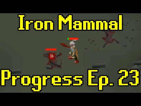 Oldschool Runescape - 2007 Iron Man Progress Ep. 23 | Iron Mammal