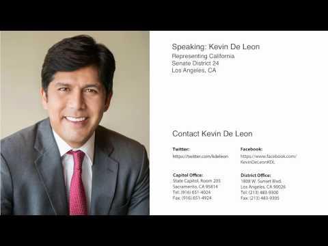Kevin de León: Defending Illegal Acquisition of False Social Security Cards