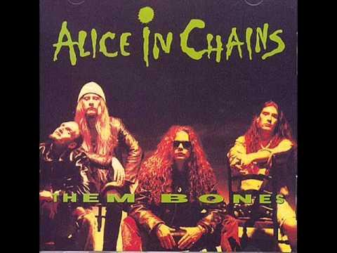 Alice in Chains - Them Bones (Instrumental)