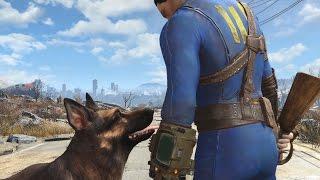 Дебютный трейлер Fallout 4