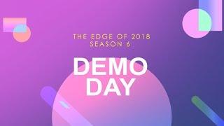 [The Edge of Demoday] SEASON6 스케치영상_2018.10.12