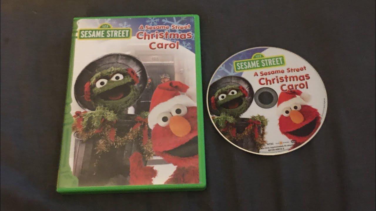 A Sesame Street Christmas Carol.Closing To A Sesame Street Christmas Carol 2006 Dvd