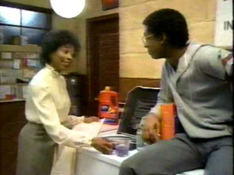 Wisk Detergent 1985 commercial