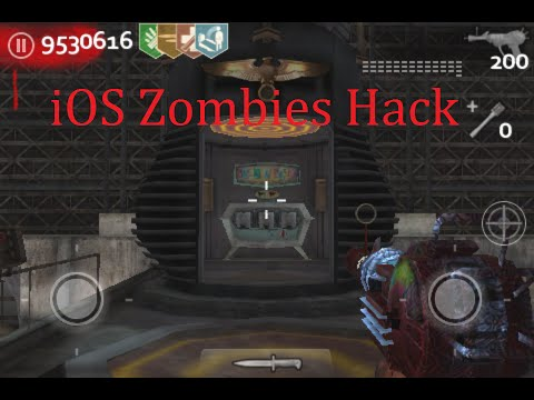 IOS World At War Zombies Mod / Hack Call Of Duty New 2018