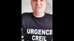 En direct avec Loïc Pen, médecin urgentiste à Creil (Oise)