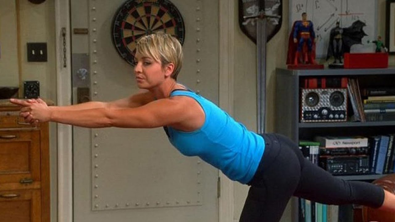 Cuoco ass kaley hot 50 Hottest
