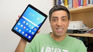 Galaxy Tab S3 hands-on [Greek]