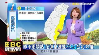氣象時間 1080705 早安氣象 東森新聞