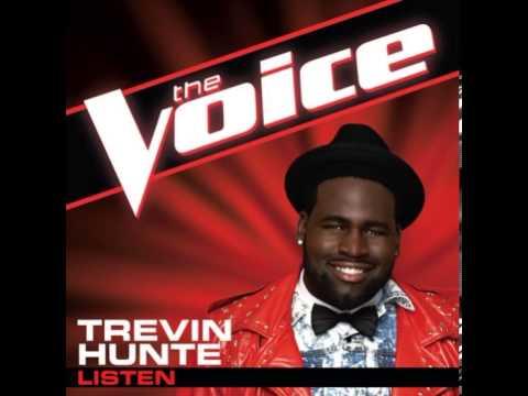 """Trevin Hunte: """"Listen"""" - The Voice (Studio Version)"""