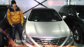 Характеристики и стоимость Hyundai Sonata 2010 год (цены на машины в Новосибирске)
